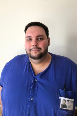 Alessio Pispico – Responsabile Attività Assistenziali